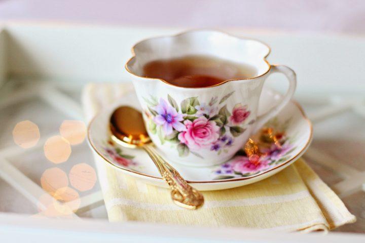 afternoon tea at The Lanesborough