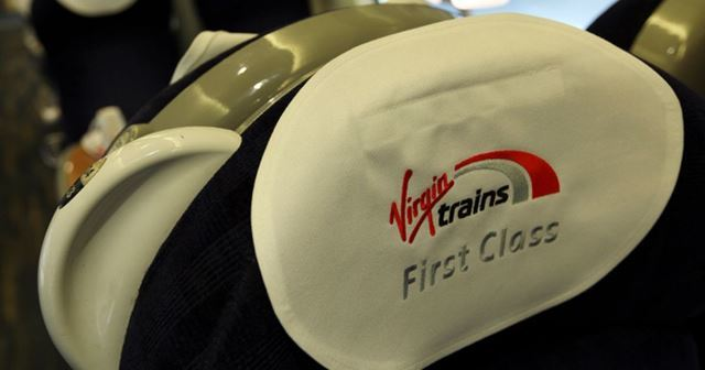 A review First Class on Virgin Trains and How to Upgrade