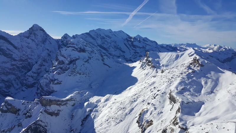 schilthorn peaks