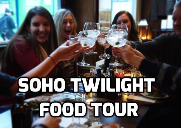 SOHO Twilight food tour with Eating Europe
