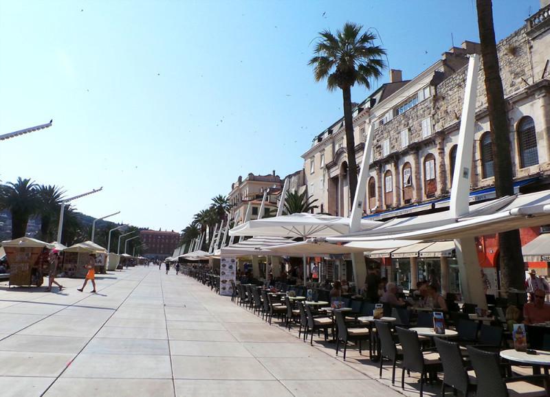 Esplanade, Split
