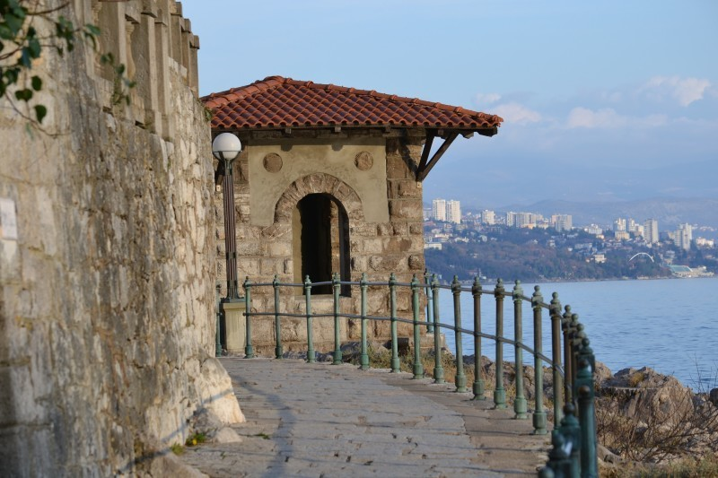 Opatija, Croatia - a good place to start your road trip