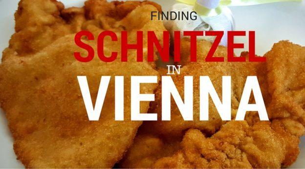 Where to find the best Schnitzels in Vienna?