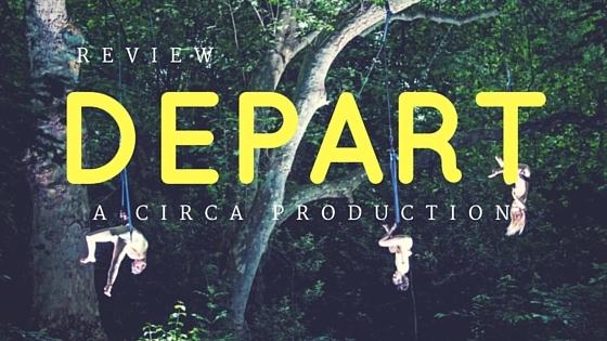 depart header