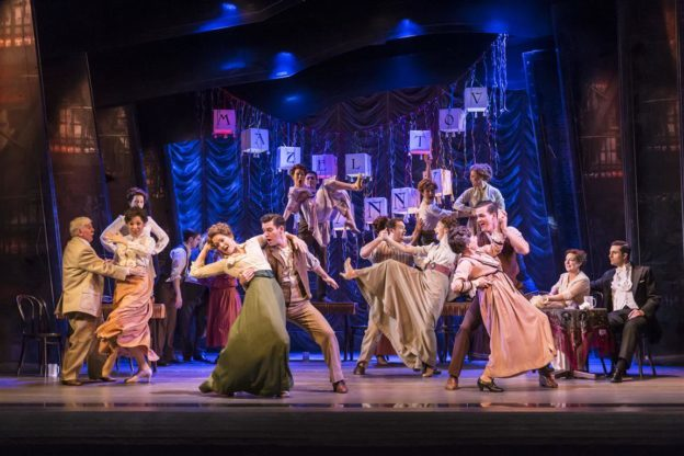 Funny Girl at The Savoy Theatre. Photo credit: Johan Persson