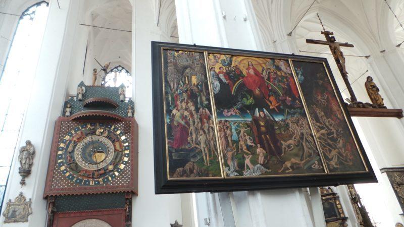 St Mary's Church Gdansk