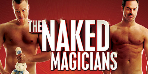 Theatre review of The Naked Magicians