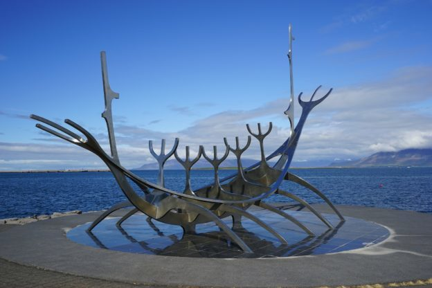 The Sun Voyager in Reykjavik