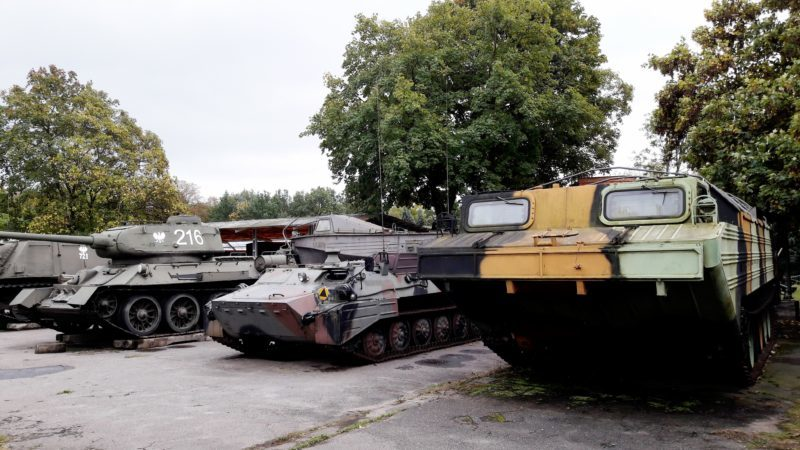 Museum of Armaments, Poznan