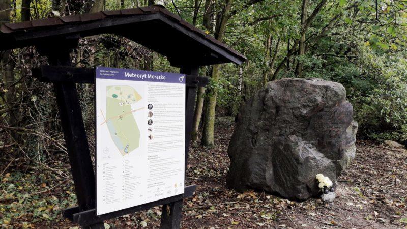 Morasko Meteorite Reserve, Poznan
