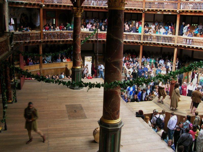 Performances at Shakespeare's Globe