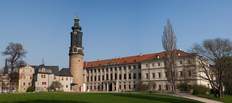 The Grand Ducal Palace (AKA Schloss Weimar)