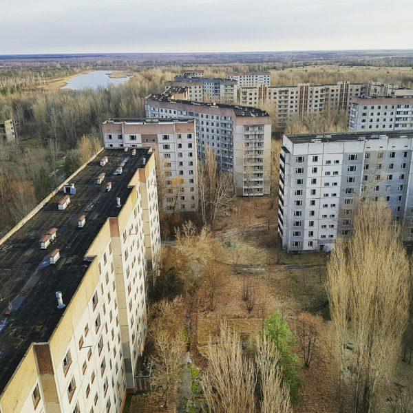 Pripyat, Ukraine (inside the Chernobyl exclusion zone)
