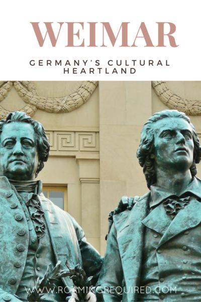 Germany's Cultural Heartland Weimar
