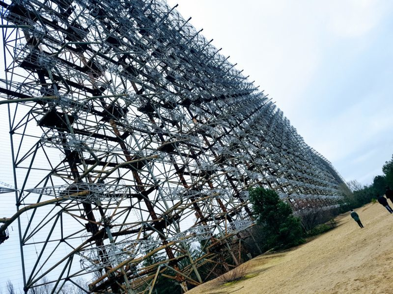 The Duga Radar Station, Chernobyl