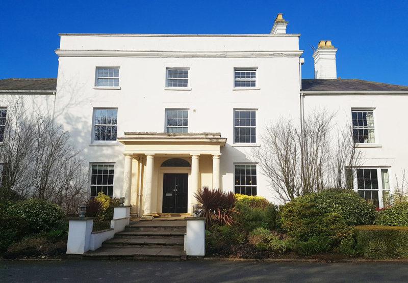 Fishmore Hall, Ludlow
