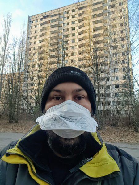 Exploring Pripyat, Chernobyl