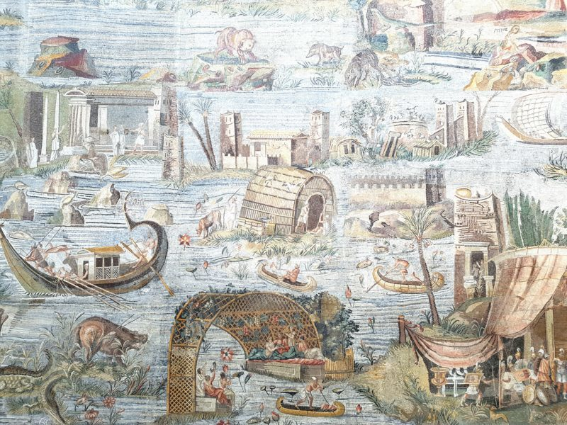 The Nile mosaic of Palestrina