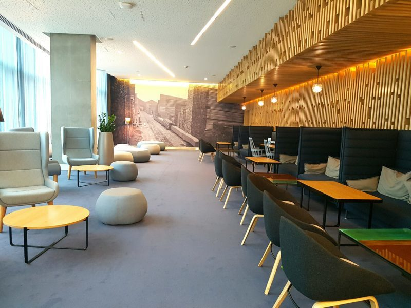 Connectivity Lounge at Pullman Liverpool