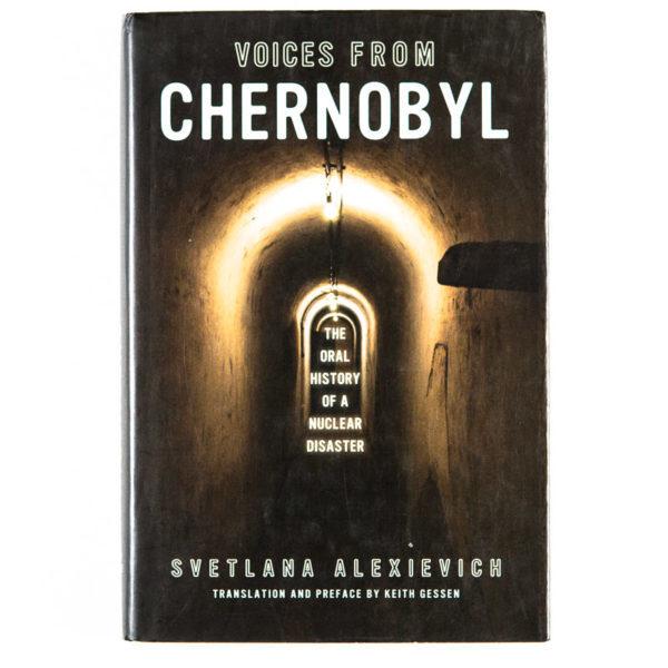 Voices from Chernobyl by Svetlana Alexievich