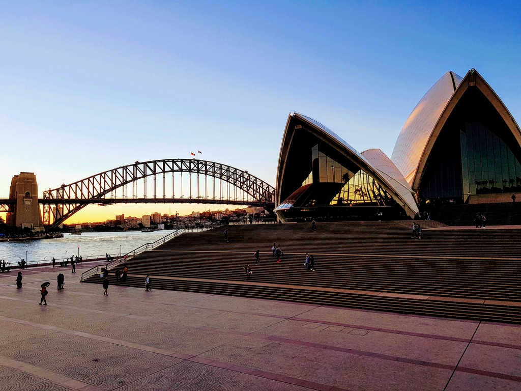 20170529 164721 - View Sydney Harbour Bridge And Opera House Pictures  PNG