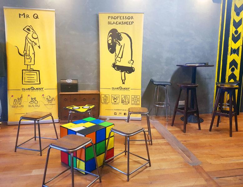 Conquering Cluequest Room Escape In London Roaming