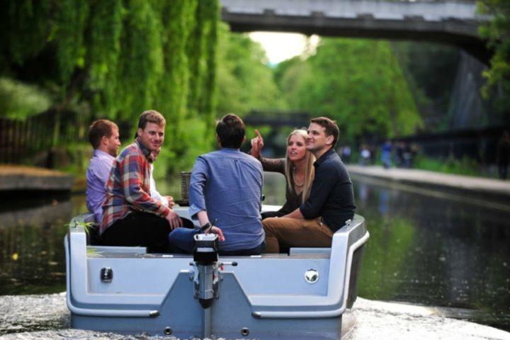 Go Boat in London