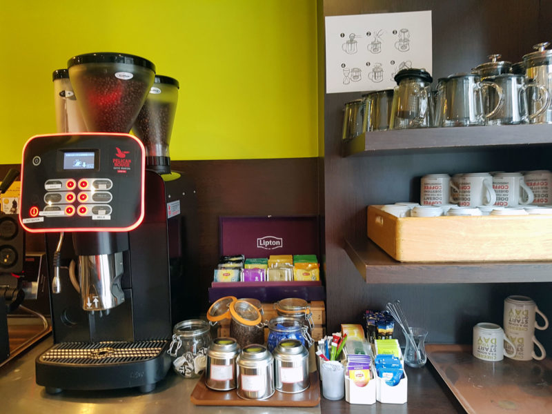 All Coffee available at ibis Leuven