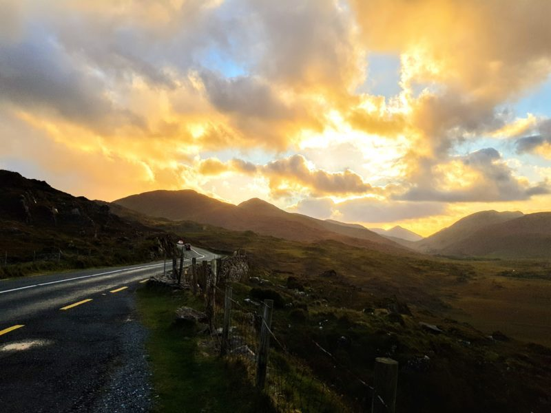 Ring of Kerry Scenic View