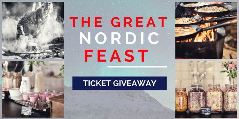 Win tickets for the Great Nordic Feast