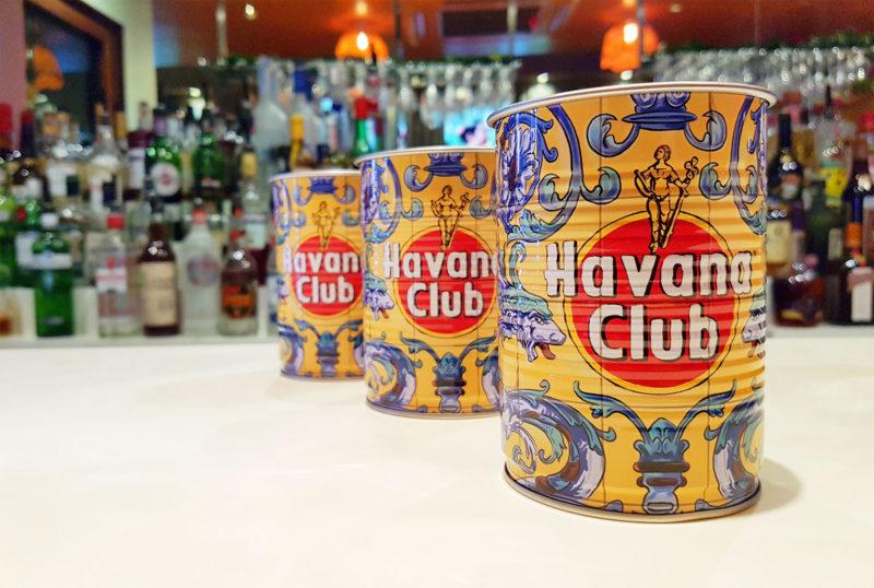 Little Havana London - drinking cups