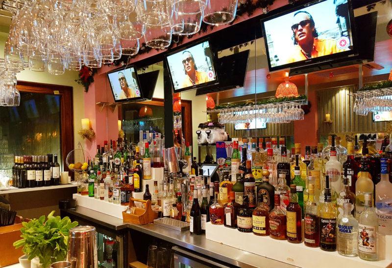 Little Havana London bar
