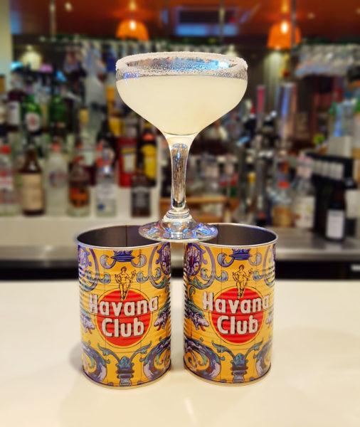 Louisana Lemon Drop at Little Havana London