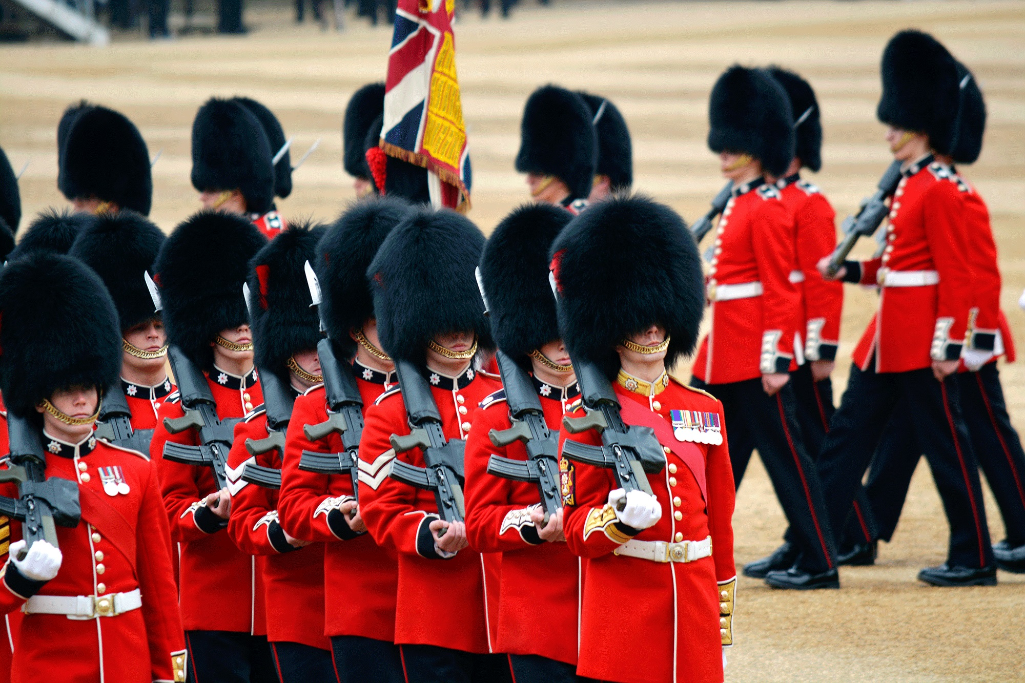 Trooping The Color 2020.Trooping The Colour What Where When Roaming Required