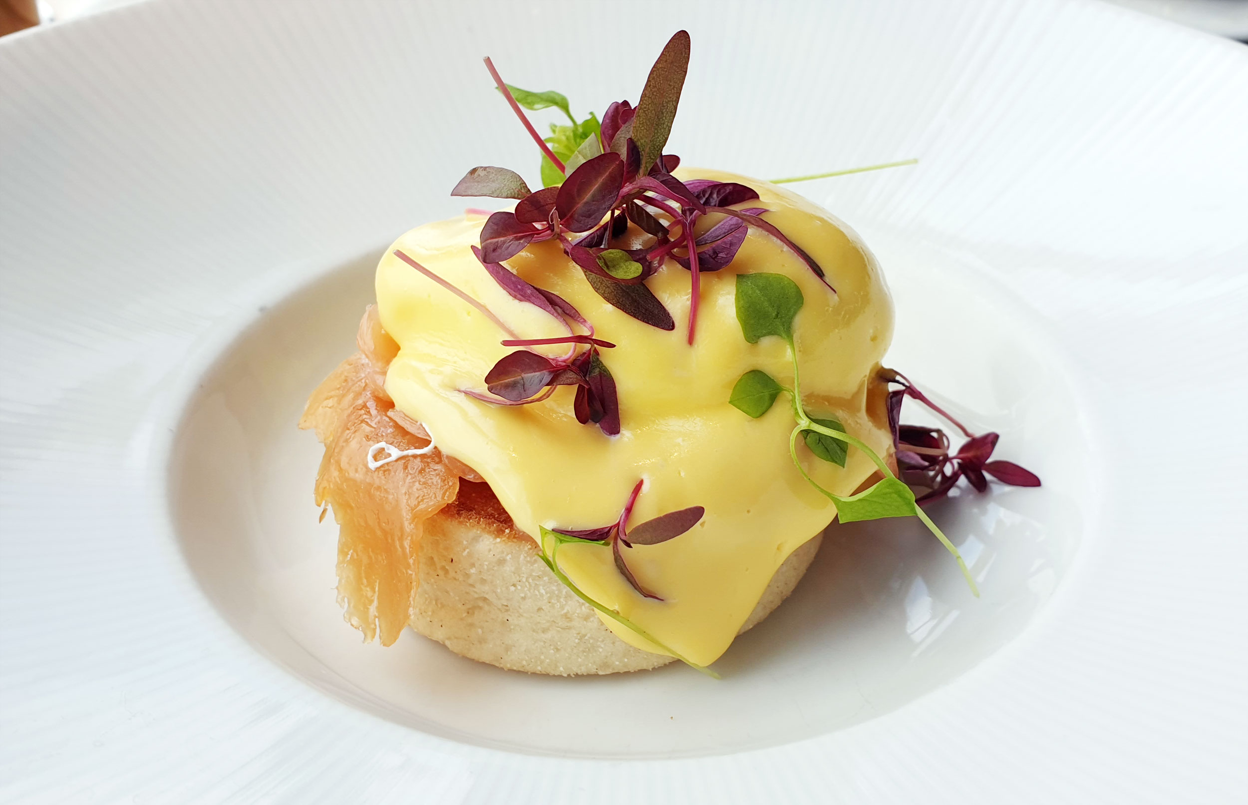 Brunch at The Shard - Roaming Required
